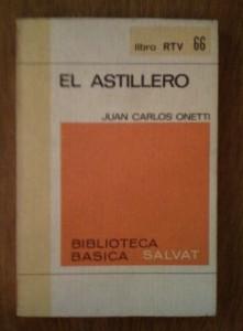 Edición española del libro de Onetti de los años 70.