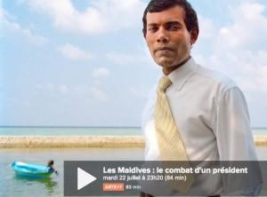 Mohamed Nasheed, primer presidente democrático de Maldivas, luchó por el control del cambio climático.