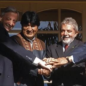 El Giro latinoamericano, panorama de una década