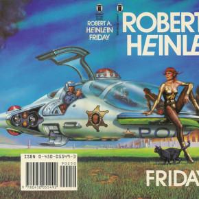 Viernes, Robert Heinlein, Reseña XVI