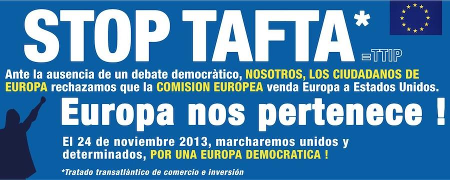 TAFTA, cuando el comercio destruye la ciudadanía.