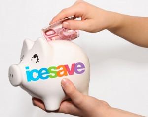 Icesave, filiarl internacional de la Banca islandesa que con su quiebra desencadenó la crisis en Islandia.