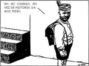 El Roto, una viñeta y basta para resumirlo casi todo. Publicada originalmente en EL País.