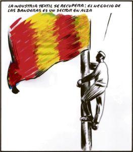 El Roto, dibujante español que conoce bien a sus conciudadanos.