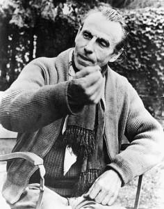 Louis-Ferdinand Celine, escritor controvertido.
